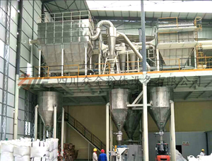 Lithium iron phosphate efficient production line