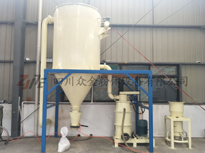 Kaolin special crushing classifier